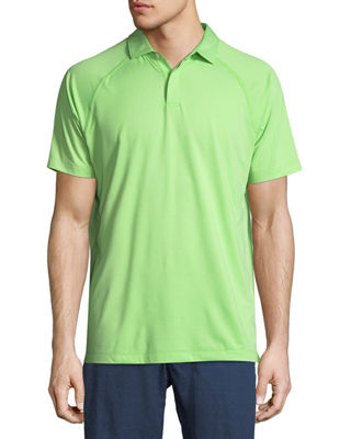 Image 1 of 2: Amsterdam Technical Polo Shirt