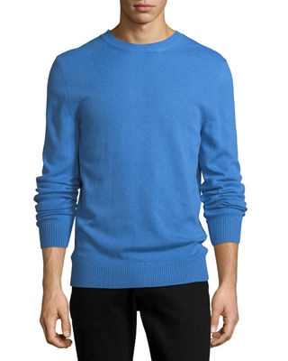 Cashmere Knit Pullover Sweater