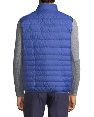 Image 2 of 3: Quilted Down Vest