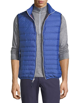 Image 1 of 3: Quilted Down Vest