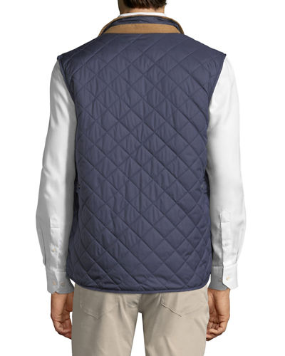 Tailgate Quilted Lightweight Vest