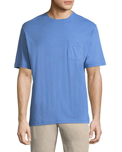 Seaside Relaxed Pocket T-Shirt