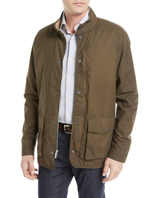 Image 1 of 3: Harrison Country Field Jacket