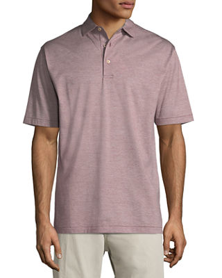 Briarwood Nanoluxe Soft-Knit Polo Shirt