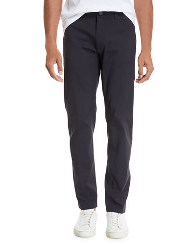 Tech Raffi Slim-Leg Pants