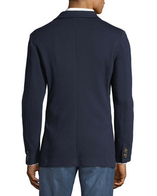 Crown Comfort Two-Button Blazer