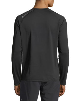Image 2 of 2: Rio Technical Long-Sleeve T-Shirt