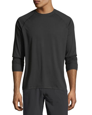 Image 1 of 2: Rio Technical Long-Sleeve T-Shirt