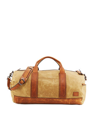 Carter Two-Tone Duffel Bag