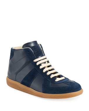 Maison Margiela Shoes and Clothing for Men at Neiman Marcus b8ad1d6278a