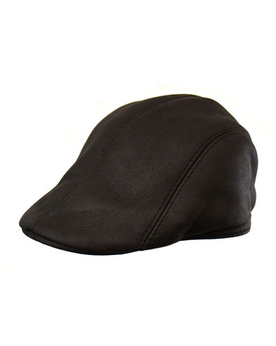 d4f506cd8ffa7 Quick Look. Crown Cap · Leather Driver Hat. Available in Brown