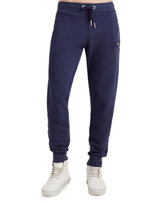 Image 1 of 4: Slim-Fit Sweatpants