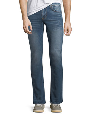 Hudson Men's Blake Polaris Slim-Straight Denim Jeans