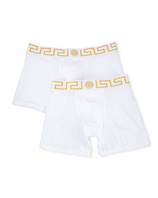 Two-Pack Barocco Low-Rise Boxer Briefs