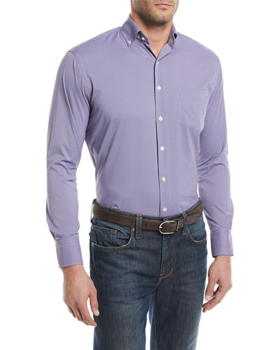 Parsons Performance Check Sport Shirt