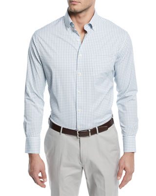 Waldorf Performance Tattersall Sport Shirt