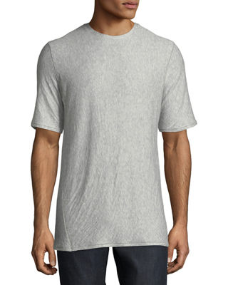 Image 1 of 2: Rigby Double-Layer Crewneck T-Shirt