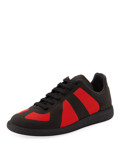 Men's High Frequency Replica Low-Top Sneakers