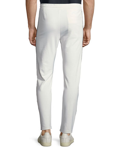 Front-Seam Track Trousers