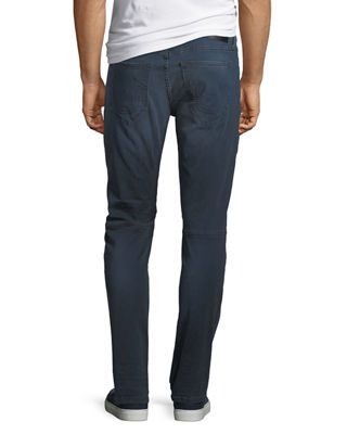 Image 3 of 3: Rocco Moto Skinny Jeans