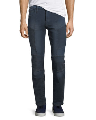 Image 1 of 3: Rocco Moto Skinny Jeans