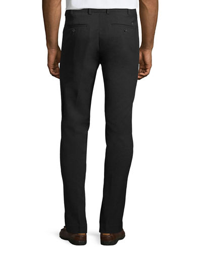 Charlotte Straight-Leg Lightweight Trousers