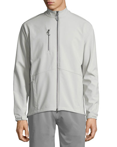 Anchorage Three-Layer Soft-Shell Jacket
