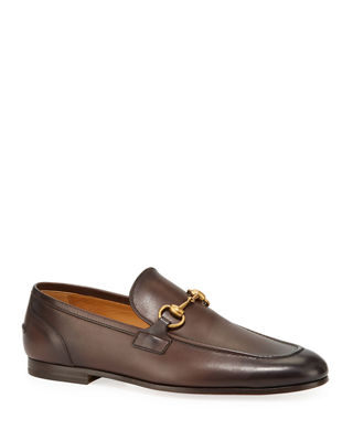 Jordaan Leather Loafer, Cocoa Leather