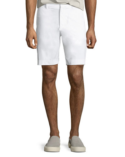 Zaine S Slim-Fit Poplin Shorts