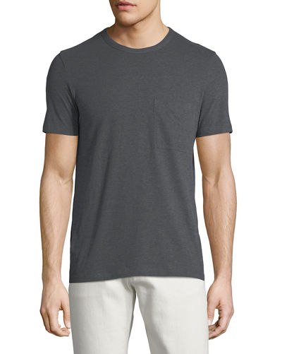 Essential Cotton Pocket T-Shirt