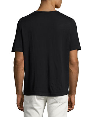Image 2 of 2: Veloy Leden Luxe Feather Merino T-Shirt