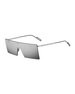 Dior HarDior Mirror Mask Sunglasses