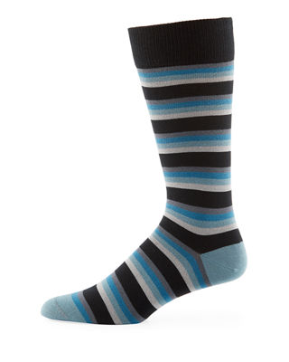 Paul Smith Odd Tie Striped Socks