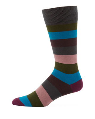Paul Smith Buxton Striped Socks