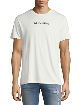 Men's ALLKINDS Graphic Cotton T-Shirt