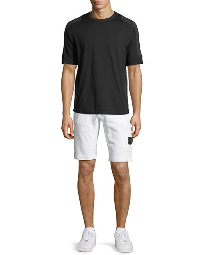 Fleece Bermuda Shorts