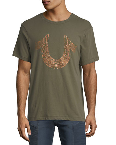 Circuitz Horseshoe Graphic T-Shirt