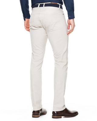 Image 2 of 3: Fencourt Slim-Leg Chino Pants