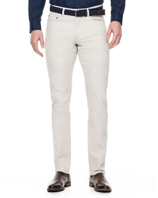 Image 1 of 3: Fencourt Slim-Leg Chino Pants
