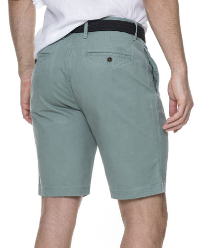 Glenburn Stretch-Chino Shorts
