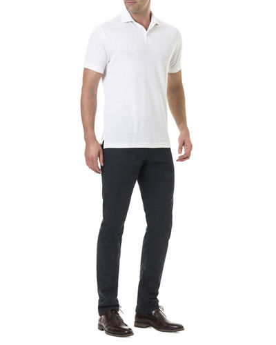 Timber Bay Heathered Polo Shirt