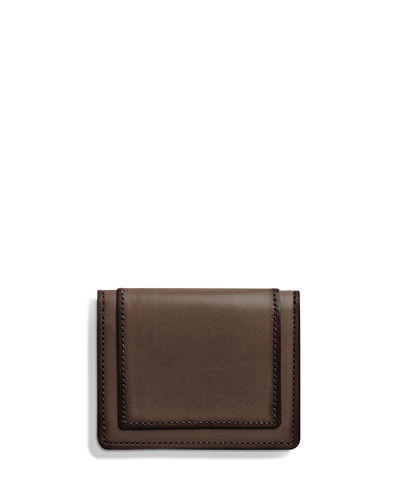 Men's Layered Card Wallet