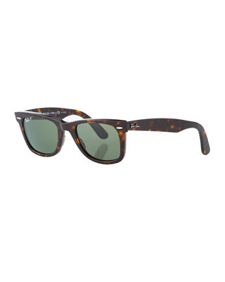 Polarized Classic Wayfarer Sunglasses