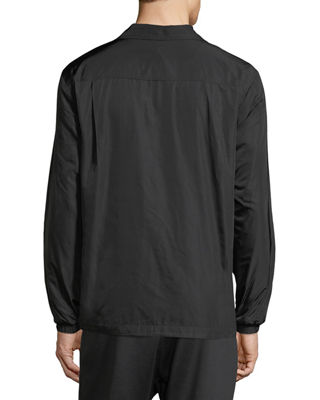 Image 2 of 3: Coaches Snap-Front Jacket