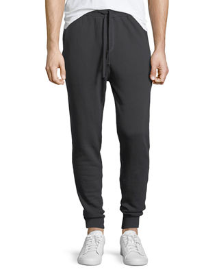 Varsity Heathered Jogger Pants