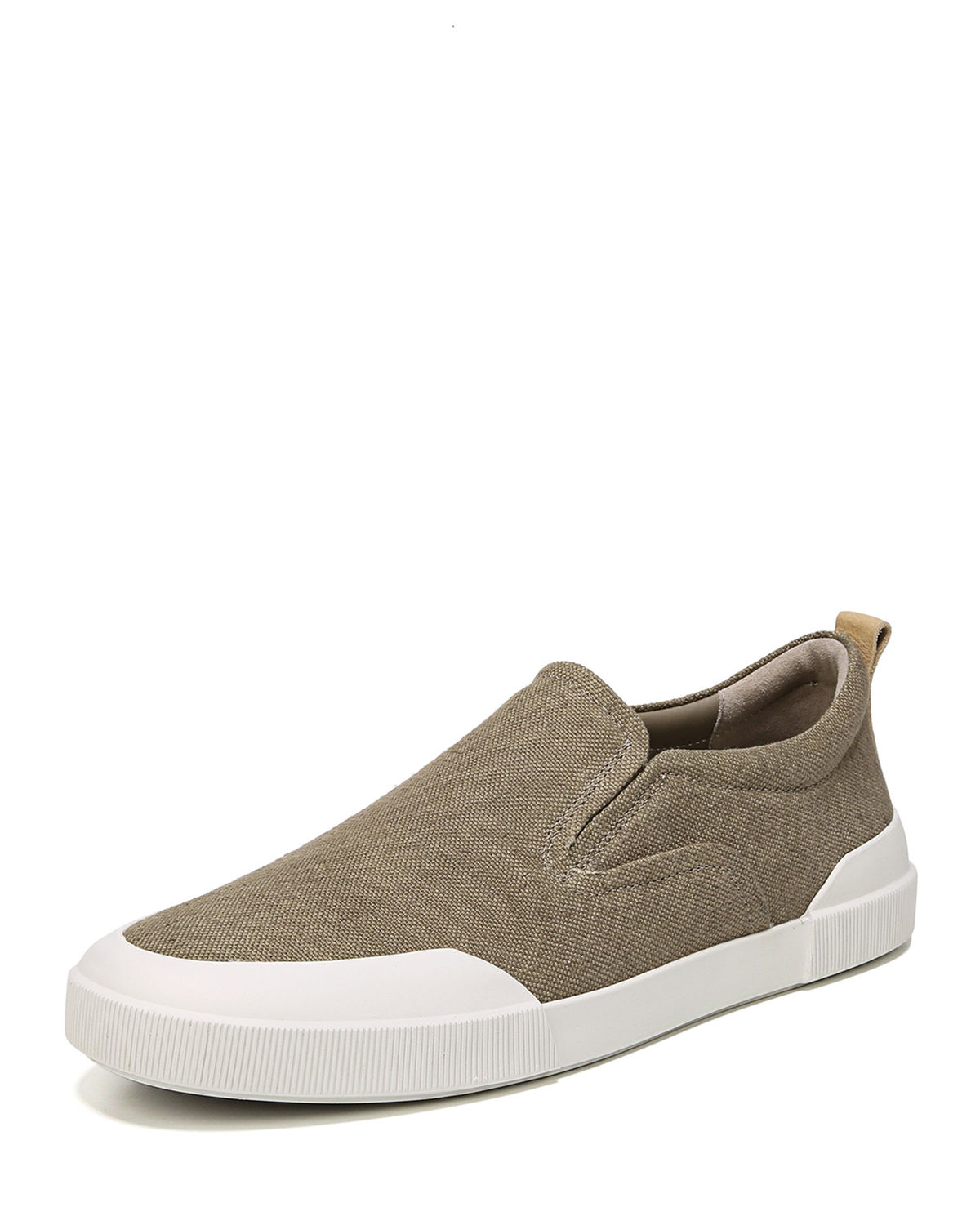 Vince Vernon Slip-On Canvas Sneakers ED33X1vUK7