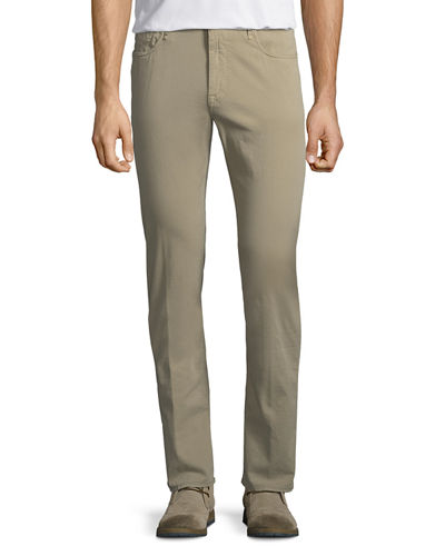 Men's Ray Five-Pocket Cotton Pants