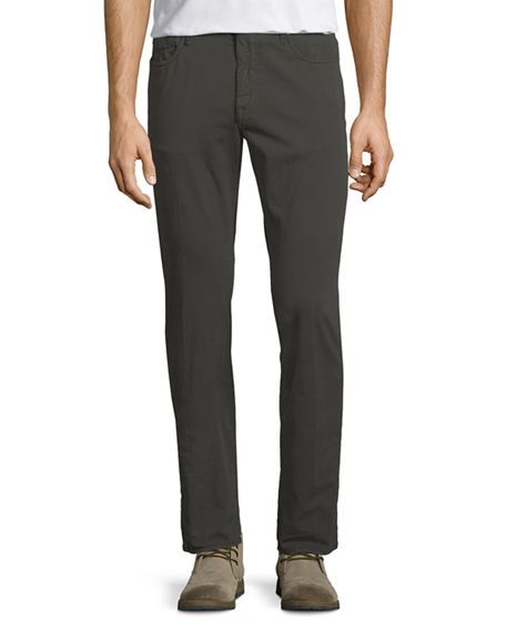 Incotex Men's Ray Five-Pocket Cotton Pants
