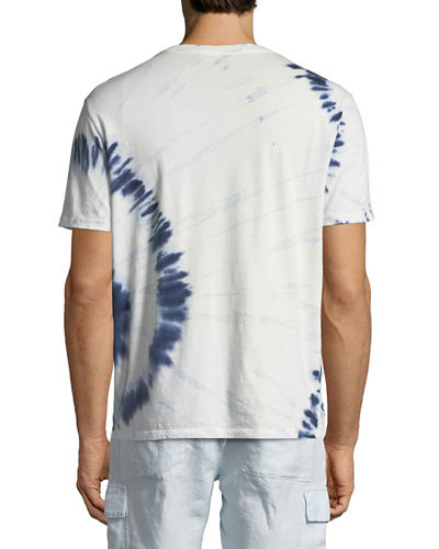 Men's Tie-Dye Crewneck T-Shirt