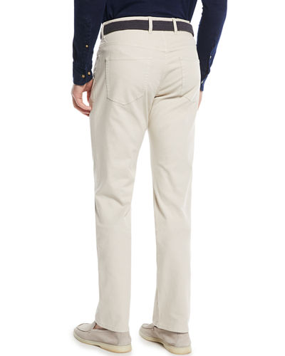 Men's Crown Vintage 5-Pocket Canvas Pants